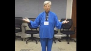 Dr. Penelope Klein 5 Element QiGong with Cosmic Washing